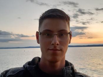Pati001 20 éves társkereső profilképe