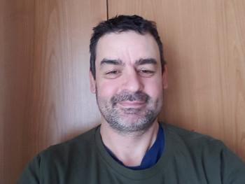 MR40 40 éves társkereső profilképe