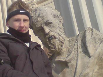 Nagy Zsolt 26 éves társkereső profilképe