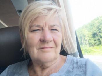 Termeszetbarat 70 éves társkereső profilképe