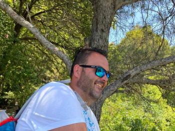 p-ter 40 éves társkereső profilképe