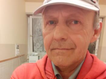 pókerjátékos 58 éves társkereső profilképe