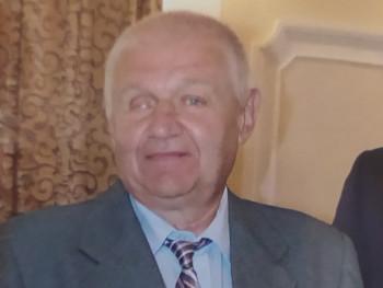 Zsiros Gábor 64 éves társkereső profilképe