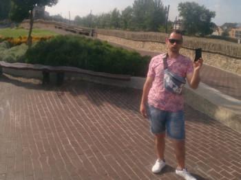 Bényei Albin 36 éves társkereső profilképe