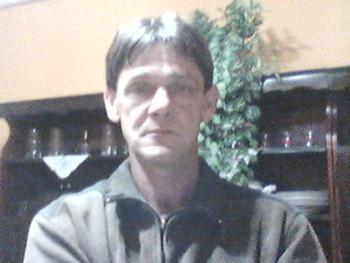 Barics László 45 éves társkereső profilképe