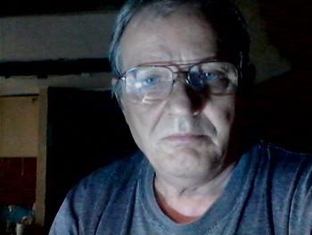 remike 66 éves társkereső profilképe