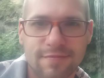 Takács Tibor 34 éves társkereső profilképe