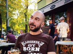 Kemény Balázs - 38 éves társkereső fotója