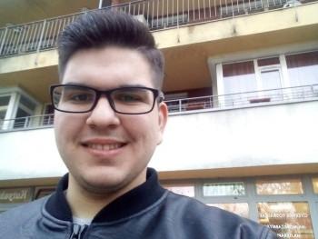 Benjo01 20 éves társkereső profilképe