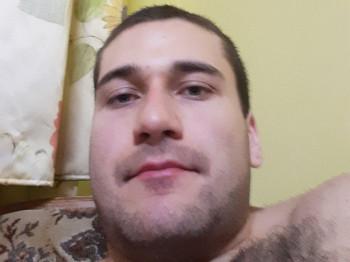 Pongrác 21 éves társkereső profilképe