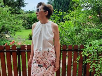 APiroska 66 éves társkereső profilképe