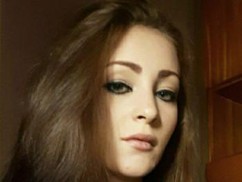 Alíz 24 éves társkereső profilképe