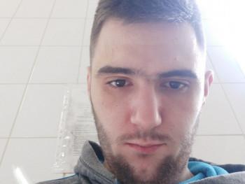 feri9611 25 éves társkereső profilképe