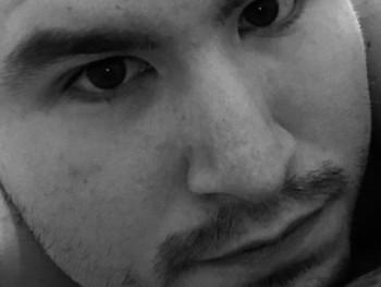 Chris271 30 éves társkereső profilképe