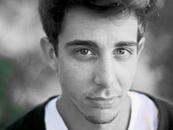 Endrú 22 éves társkereső profilképe