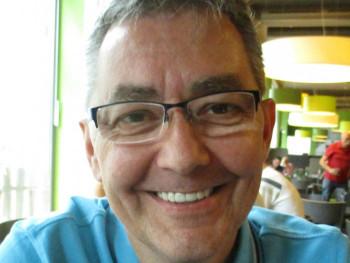 Zsolt67 54 éves társkereső profilképe