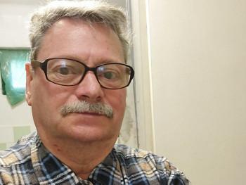 Puskás Sándor 73 éves társkereső profilképe